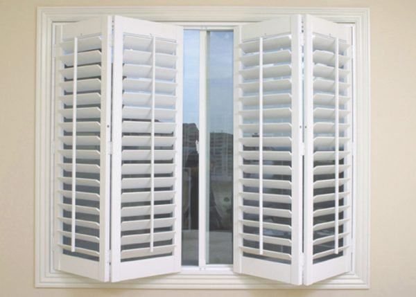 bi-folding shutters