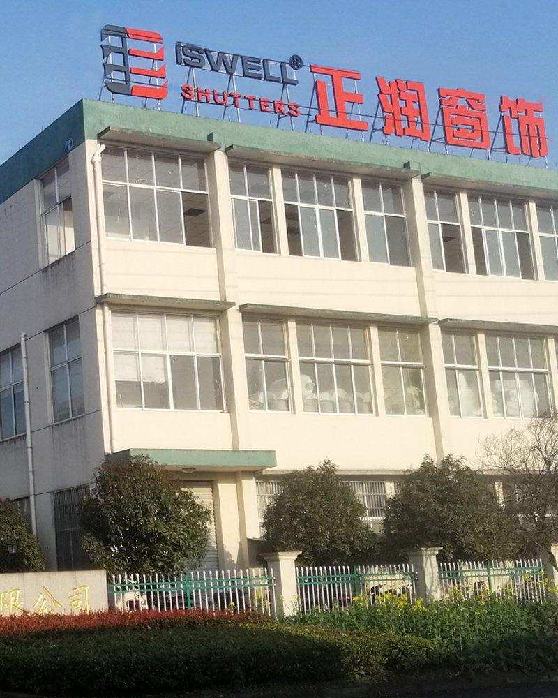 shutter factory