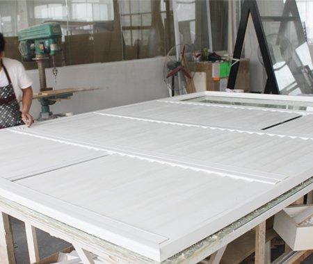 shutter manufacture