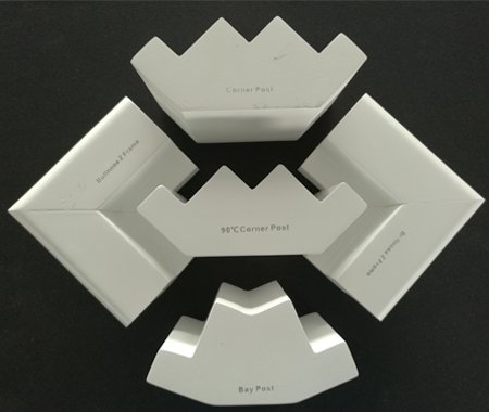 shutters components