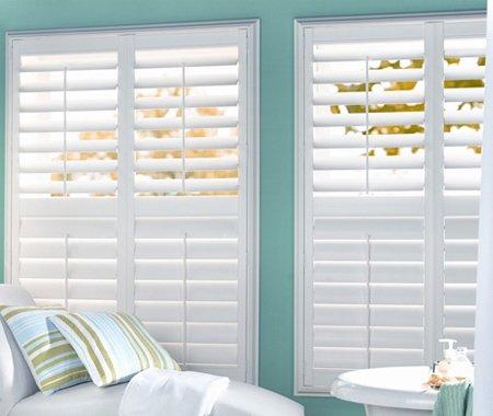 window shutter pvc