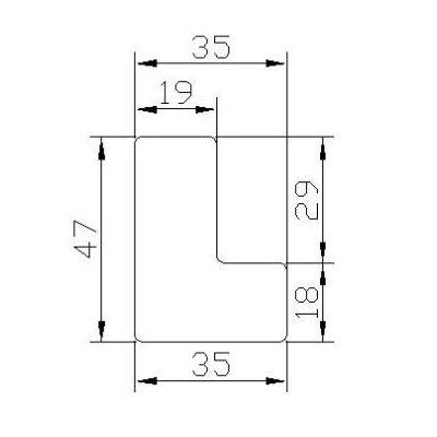 YL47(CLASSIC L FRAME 47mm)