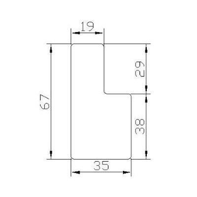 YL67(CLASSIC L FRAME 67mm)